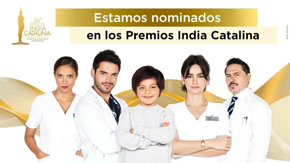 Los nominados a los Premios India Catalina 2020.