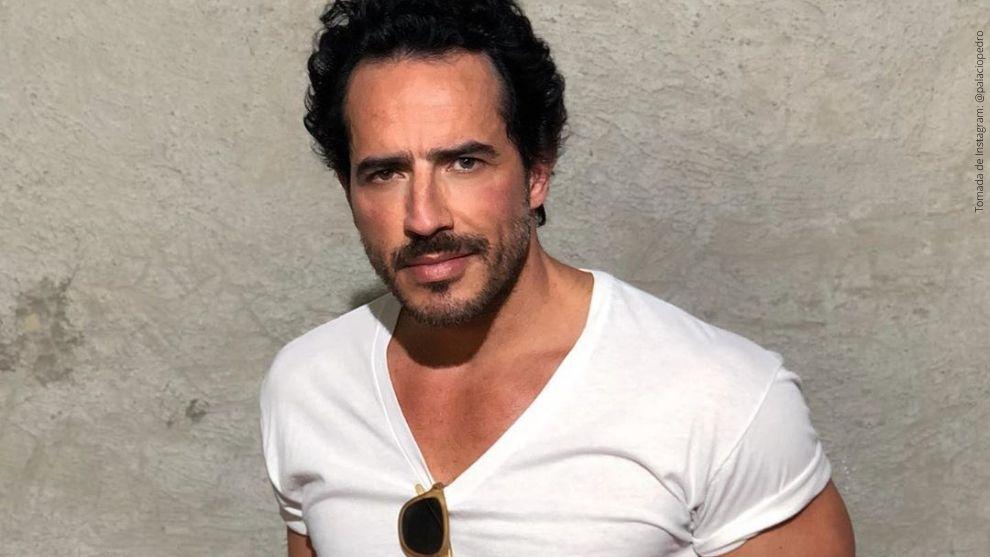 Pedro Palacio, actor de Enfermeras.