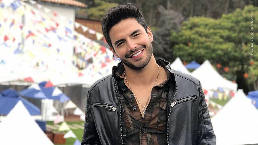 Sebastián Carvajal, actor de 'Enfermeras'.