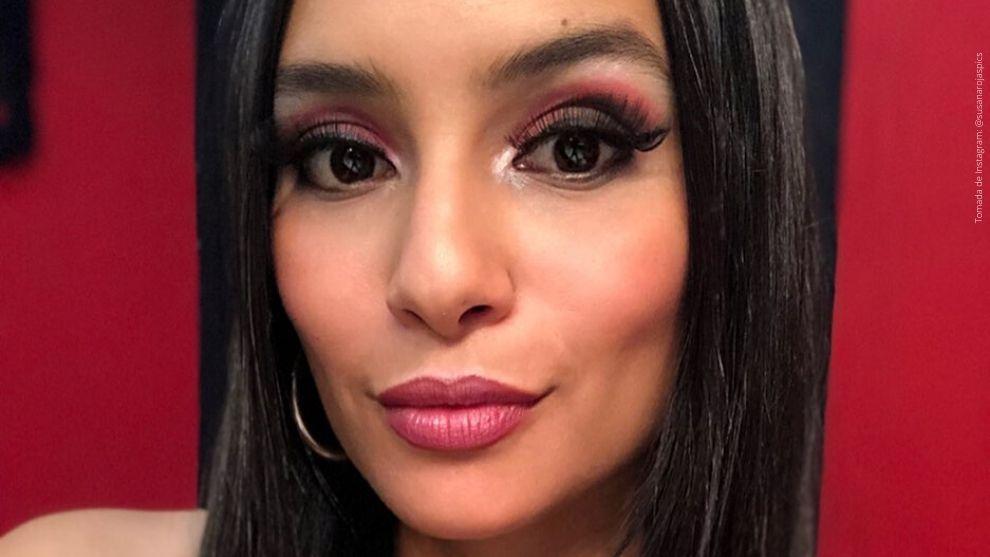 Susana Rojas, actriz de Enfermeras