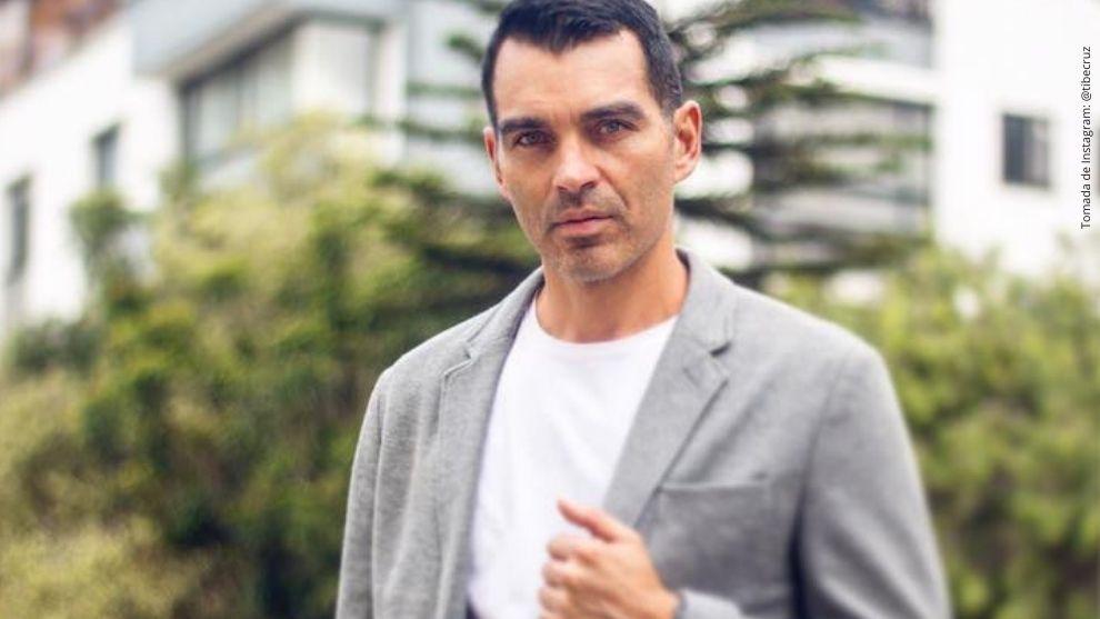 Tiberio Cruz, actor de Enfermeras.