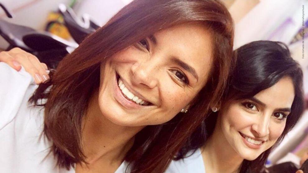 Viña Machado y Diana Hoyos