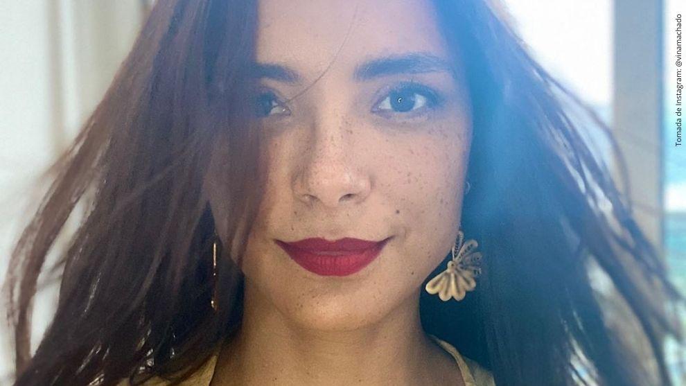 Viña Machado, actriz de Enfermeras