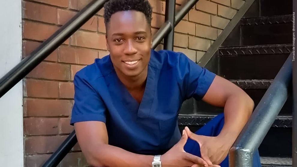 Vince Balanta, actor de Enfermeras