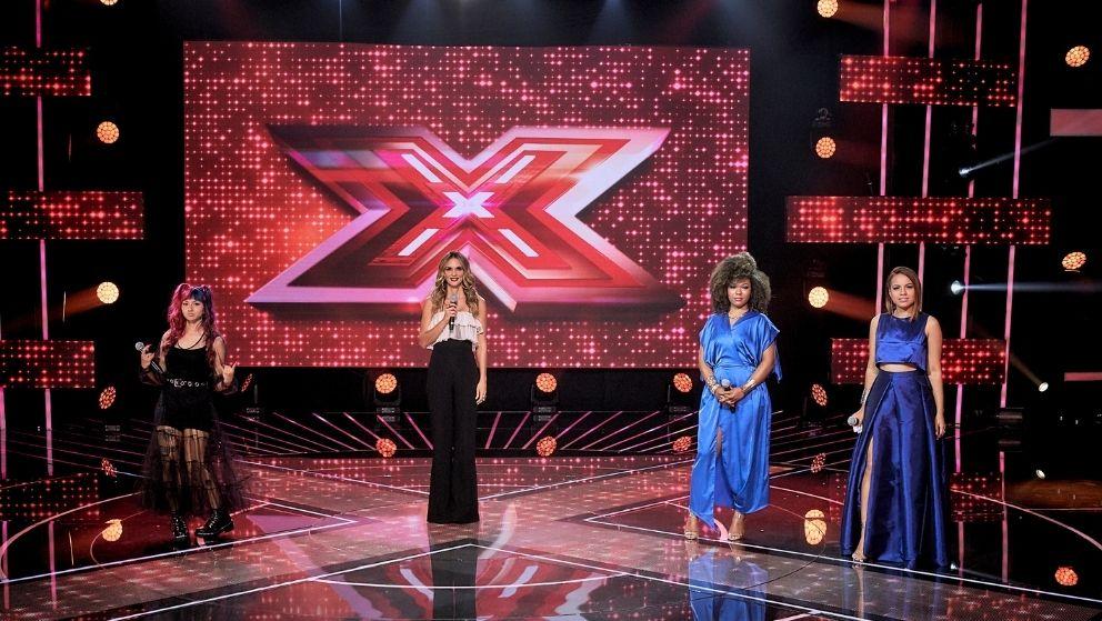 Jeimy y Lupe lo dieron todo en el Factor X