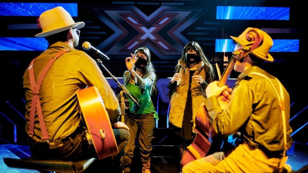 Ensayos para las galas del Factor X