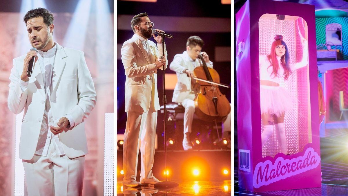 ¿Quiénes van a las finales del Factor X?