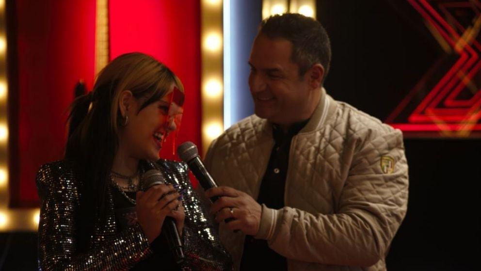 Andrea Daza y Mauricio Vélez