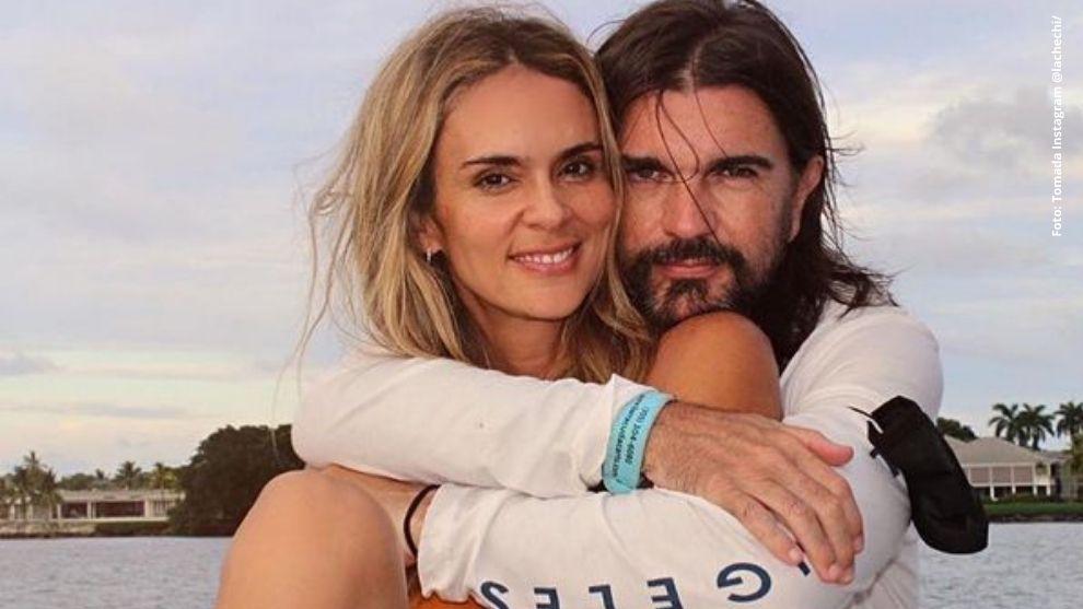 La hermosa foto familiar de Juanes con la que celebró el Día de la Mujer