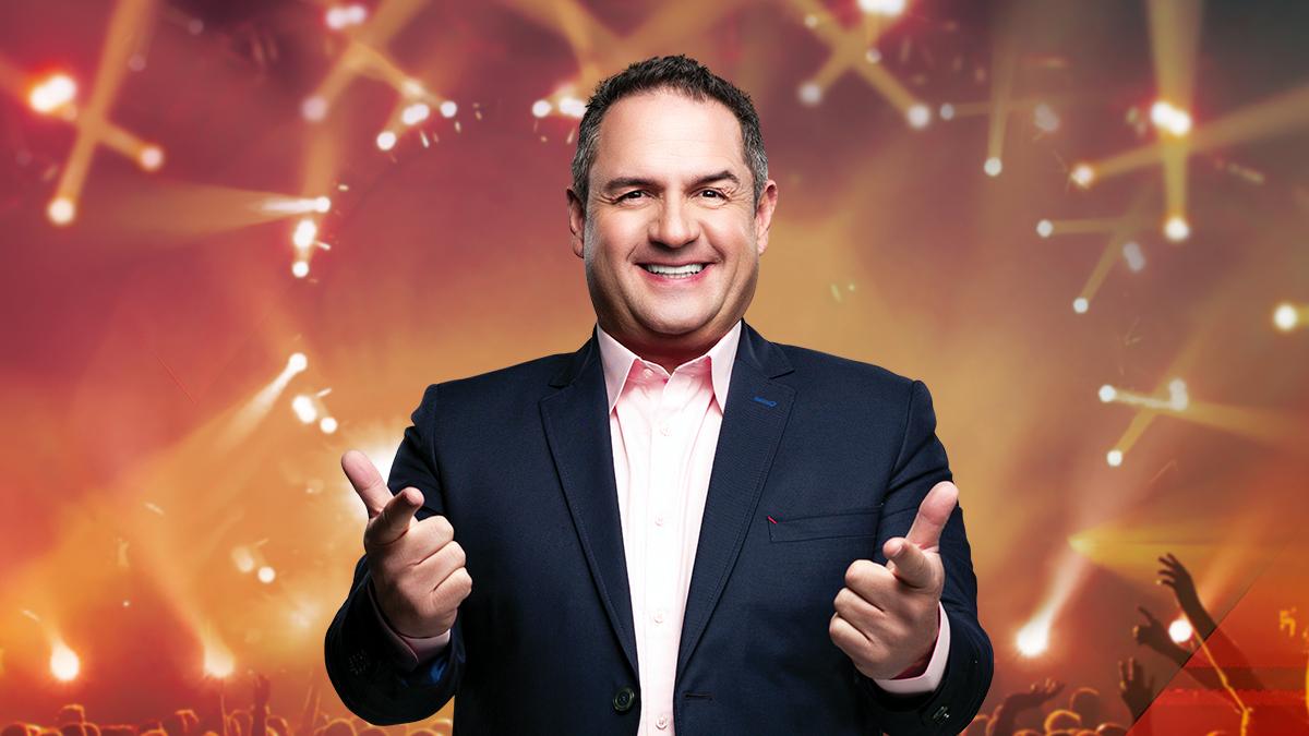 Mauricio Vélez, la alegría que contagiará en cada gala del Factor X