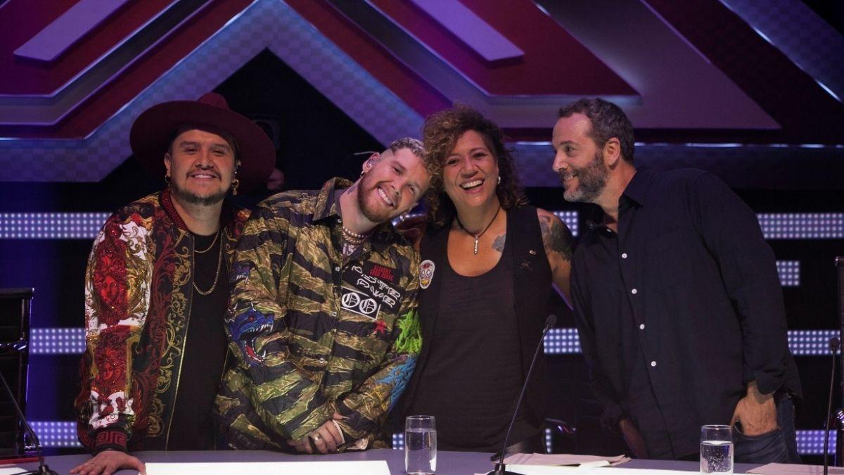 'Cara de limón', la divertida canción de nuestro jurado del Factor X