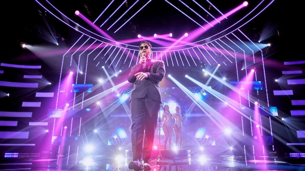 Los arduos ensayos de la gala de celebración en el Factor X