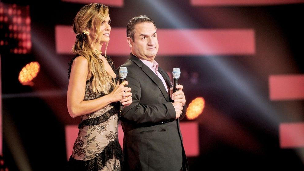 Karen Martínez y Mauricio Vélez, la perfecta combinación.