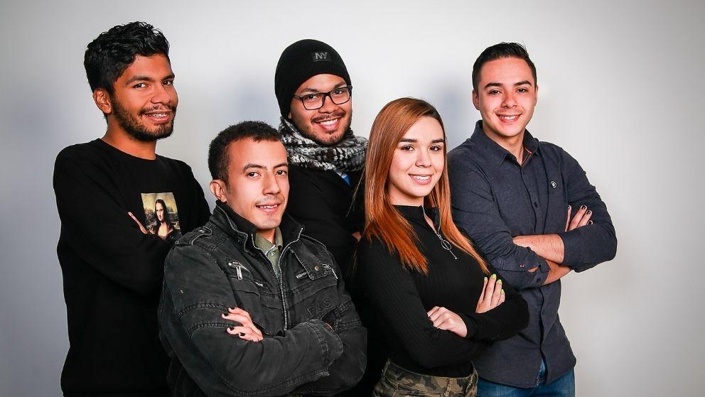 Nova Voices (Luis Felipe Lotero, Stiven Betancur, Mariana Muriel, Juan Camilo Ríos, Emmanuel Baena - Medellín)