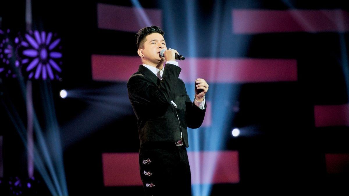 Entre lágrimas y su grito de batalla, Jeison Vargas se despide del Factor X