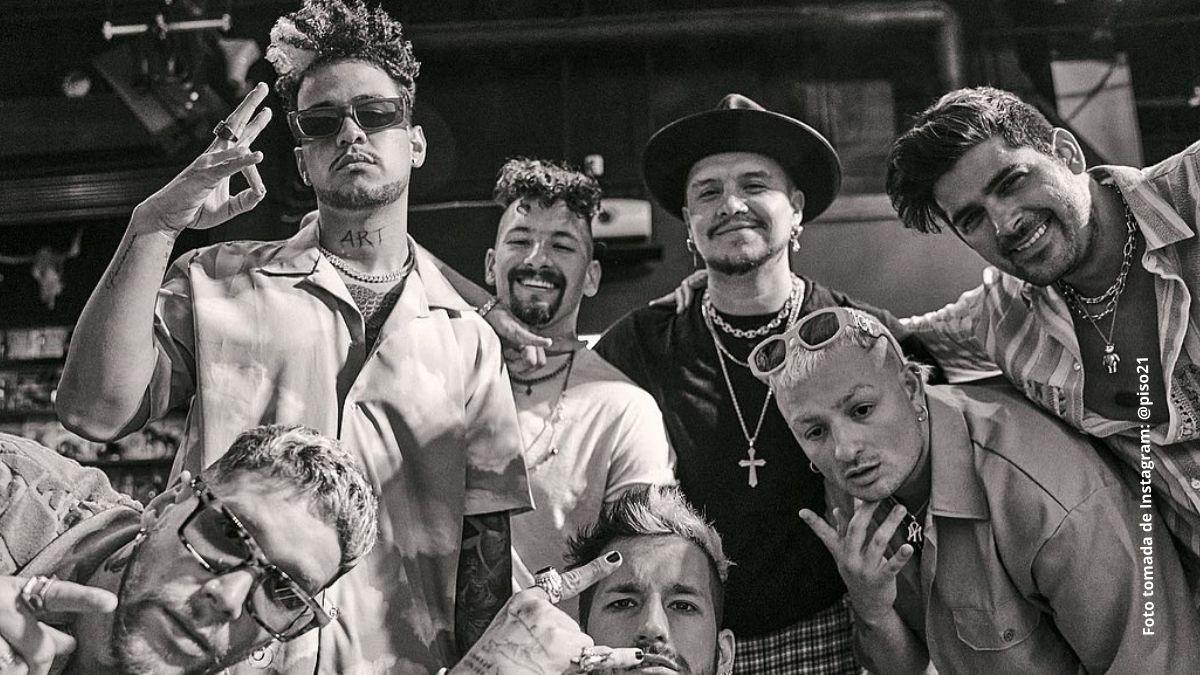 'Doctor': lo nuevo de Piso 21, Mau y Ricky, Prince Royce y Jon The Producer