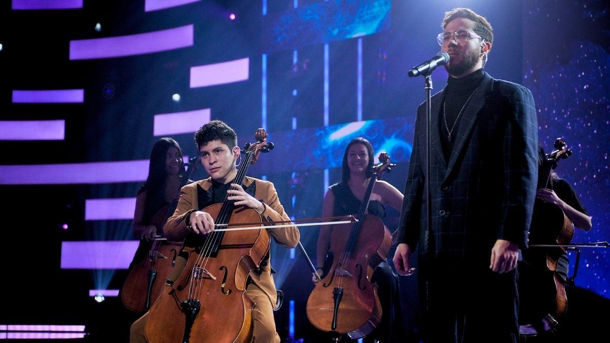 Así ensayaron los 10 mejores, una gala de esta nueva etapa del Factor X