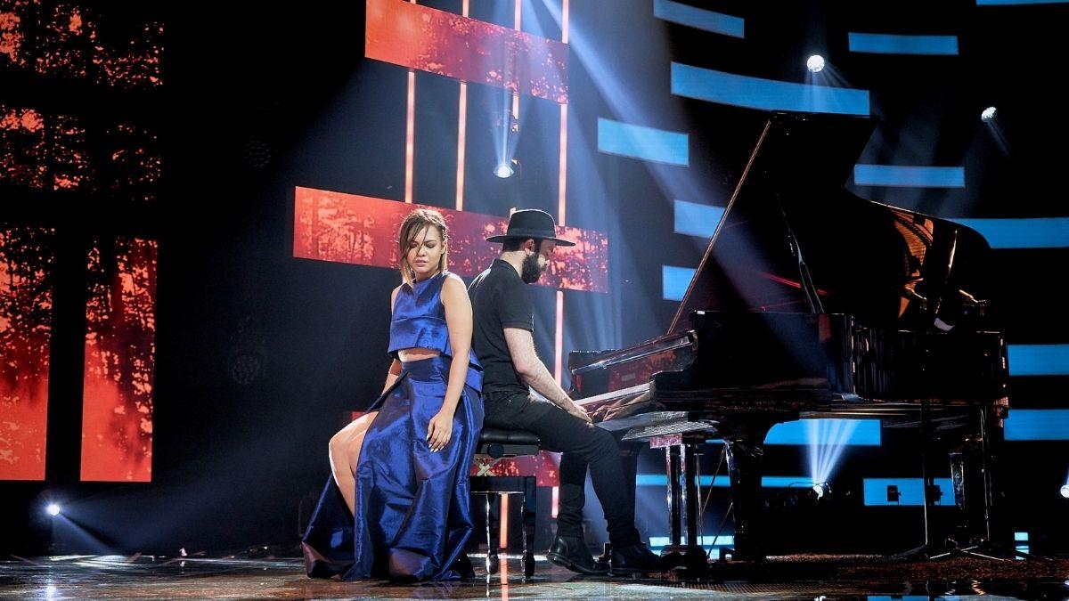 En imágenes: los últimos momentos de Jeimy y Lupe en Factor X