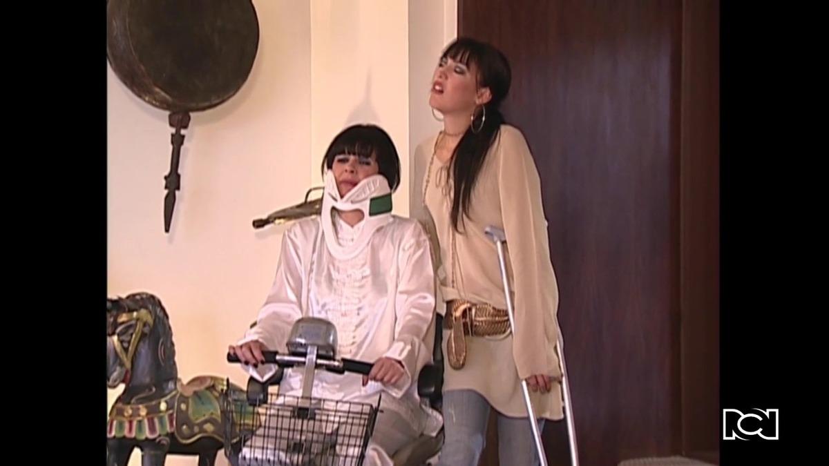 Nico trata de arreglar las cosas con Mirna