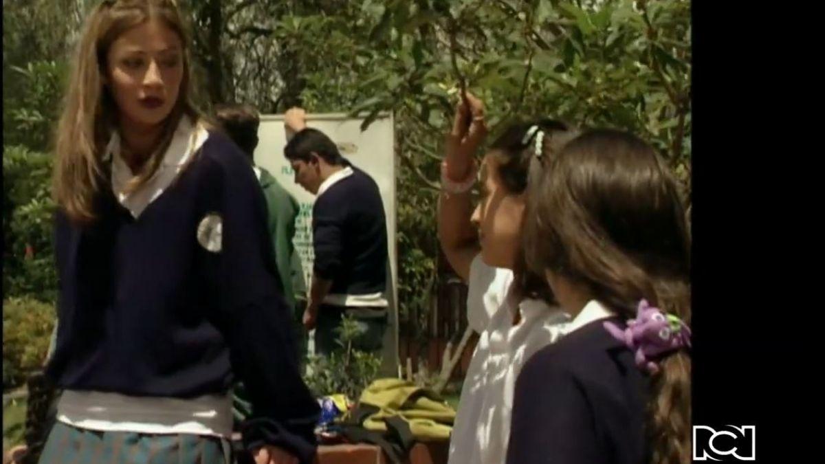Francisco, el matemático T1   Capítulo 35 – Parte 2   Las niñas hacen un pacto para conquistar a Chacho