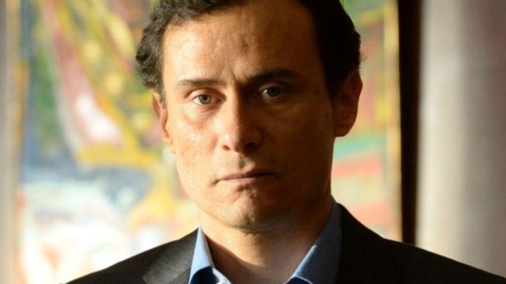 Enrique Diaz es el malvado Douglas en Justicia