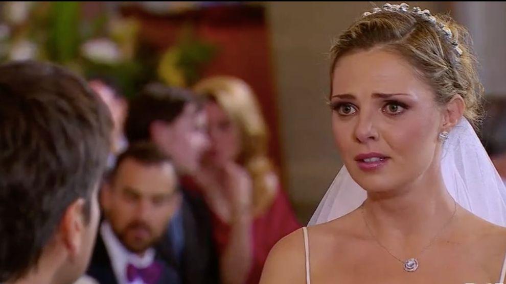 Pablo toma la decisión de no casarse con Mónica