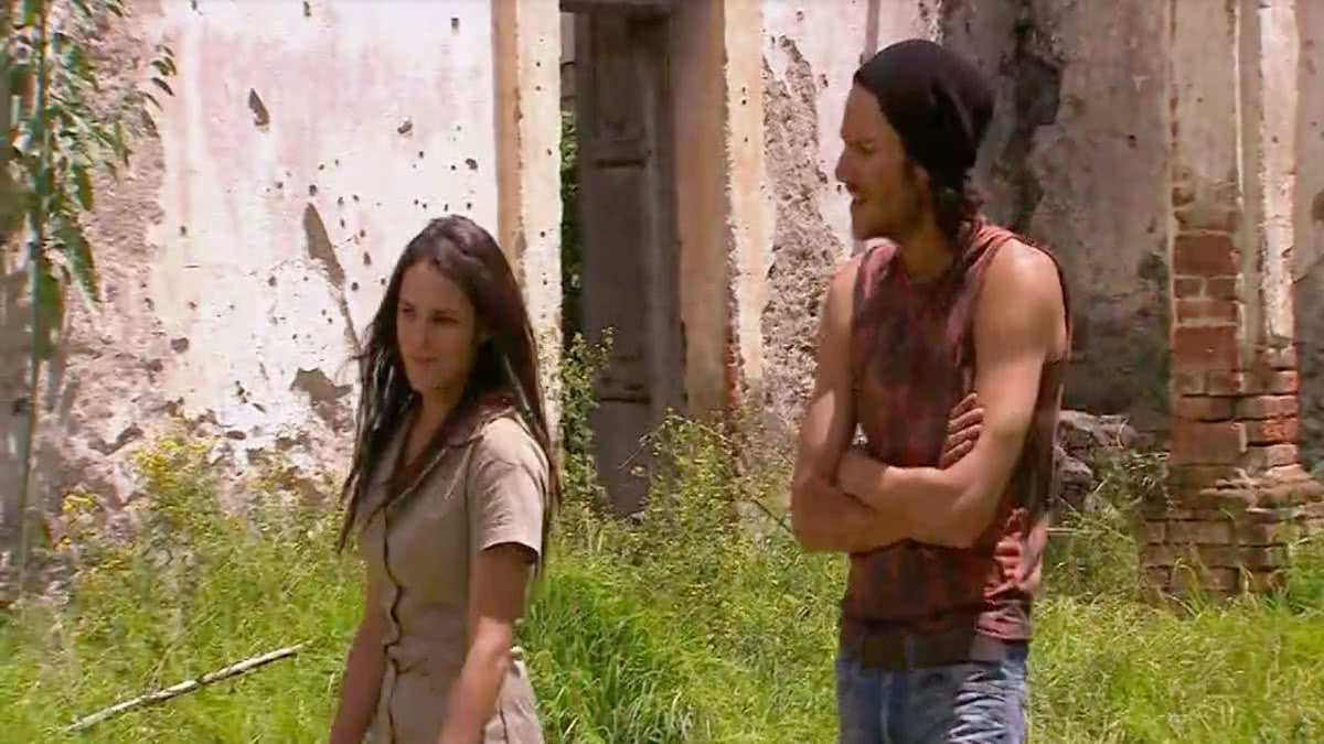 Inés y Garabato quieren atacar a La Gata