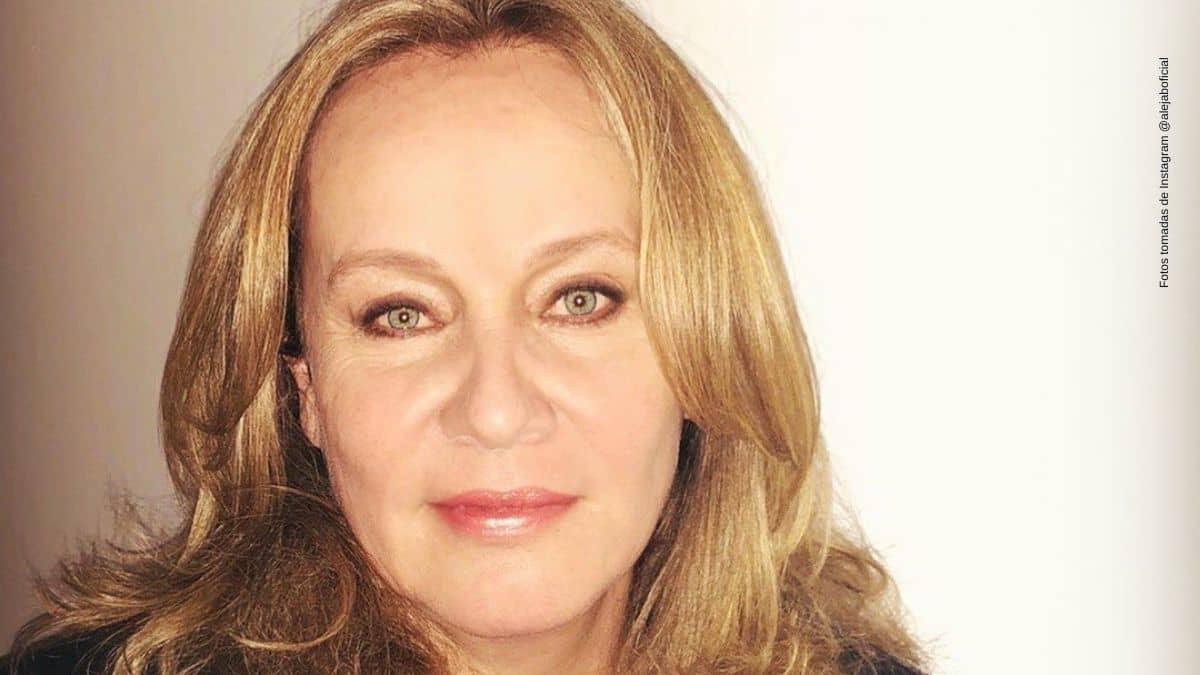 Alejandra Borrero enamora con original foto