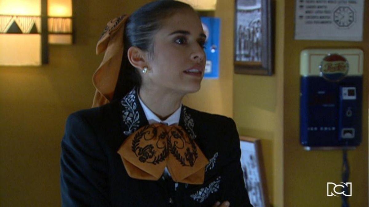 Francisco y Rosario tienen una fuerte discusión