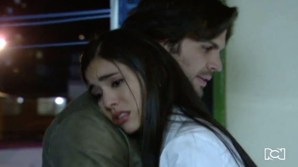Rosario teme porque descubran la verdad de Emiliano