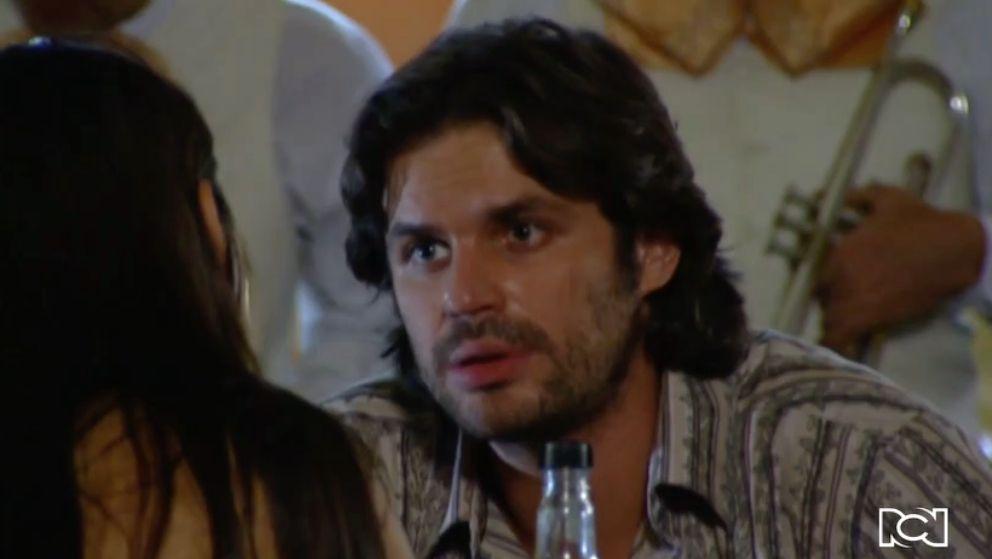 Emiliano le pide perdón a Rosario