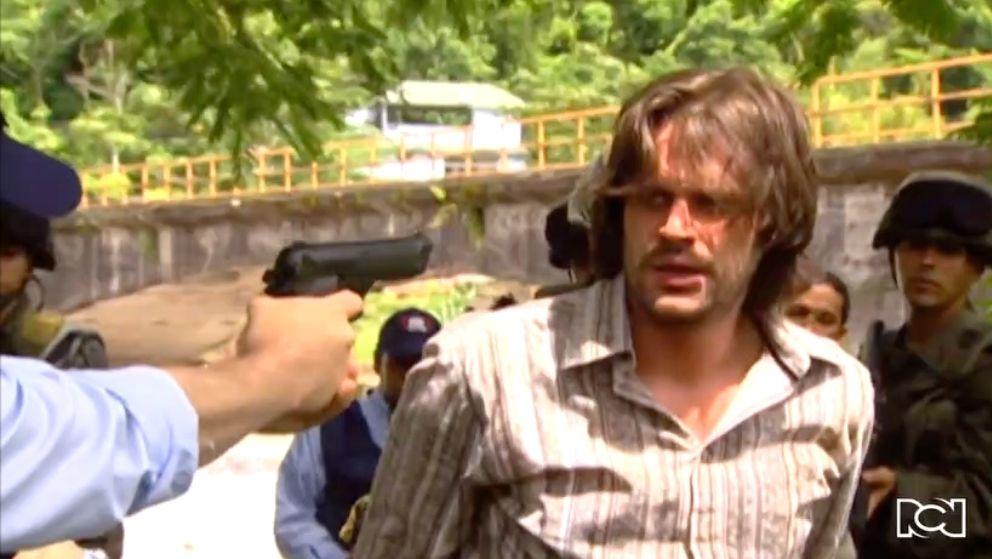Emiliano es capturado por la Policía