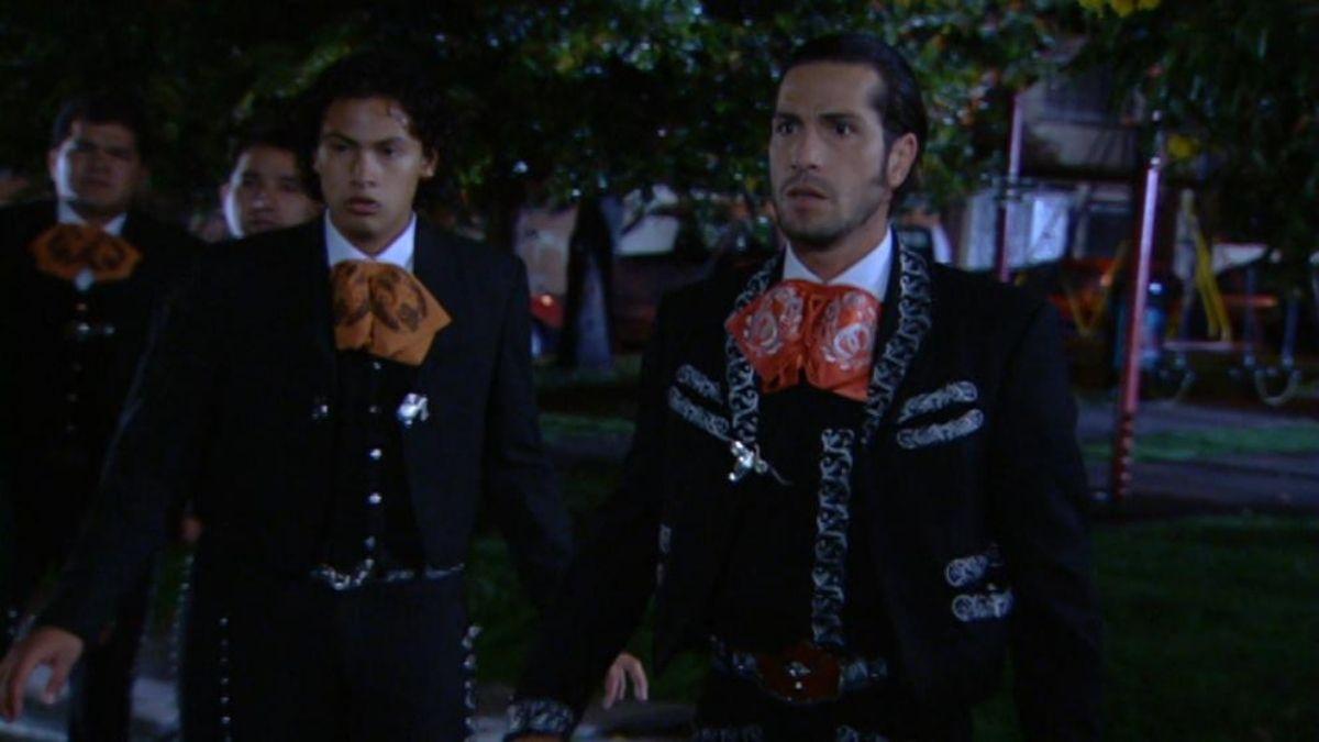 'El Coloso' y Francisco se van a los golpes