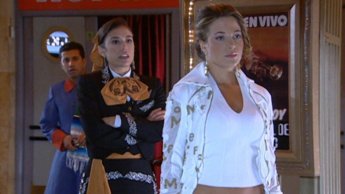 Virginia le explica a Rosario su situación con Francisco