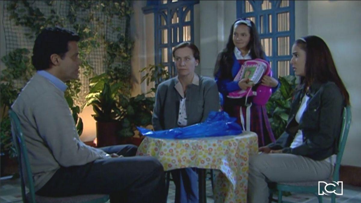 El hermoso detalle que Emiliano tiene con Rosario y con Lucía