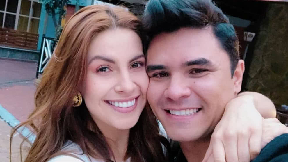Cristian Better y Maria Camila Porras un amor que rompe barreras