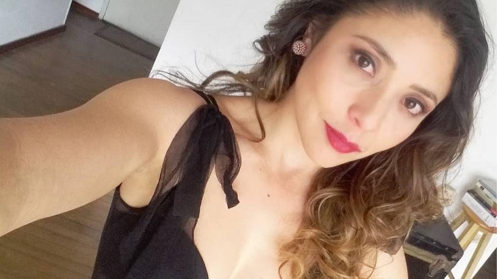 Diana Belmonte padece de una hernia desde hace mas de 10 años