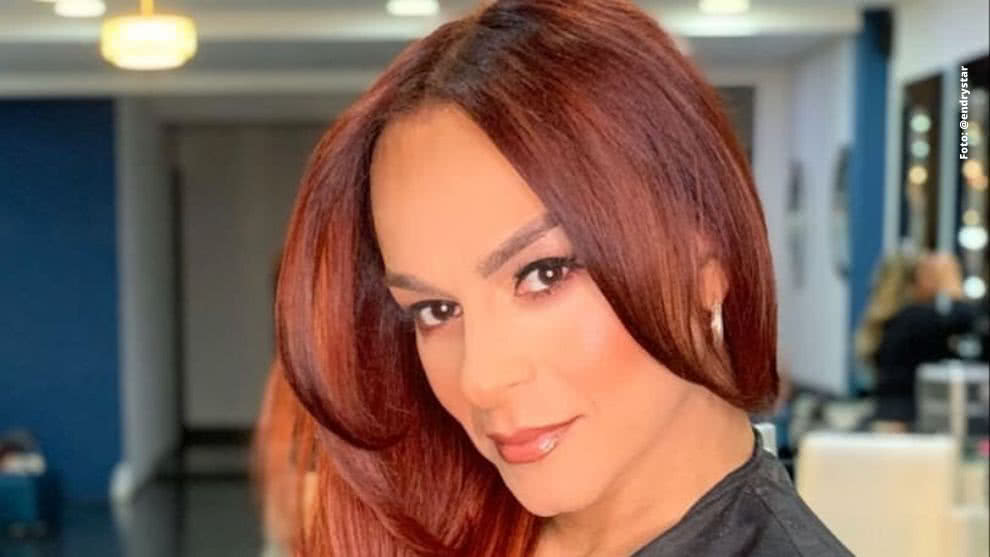 Endry Cardeño interpretó a Laisa en Los Reyes