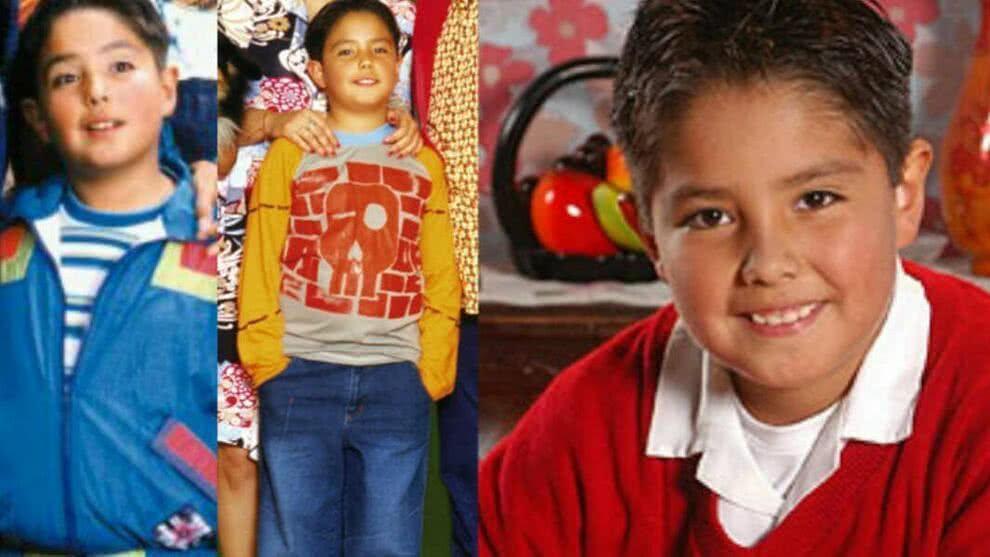 El doloroso pasado familiar de Isaac Ordóñez, 'Totoy' en 'Los Reyes'