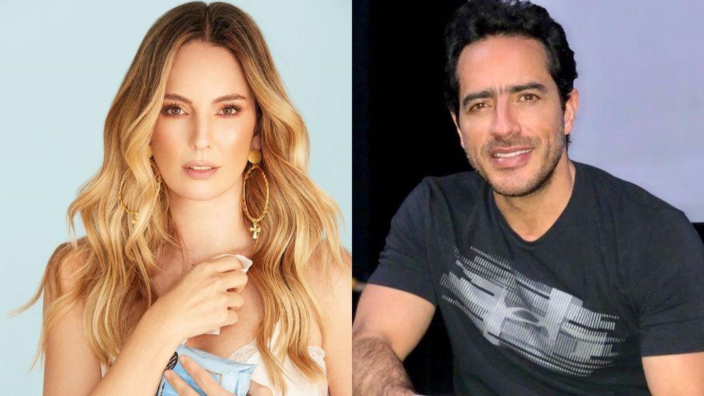 Pedro Palacio le confiesa a Claudia Bahamon su amor