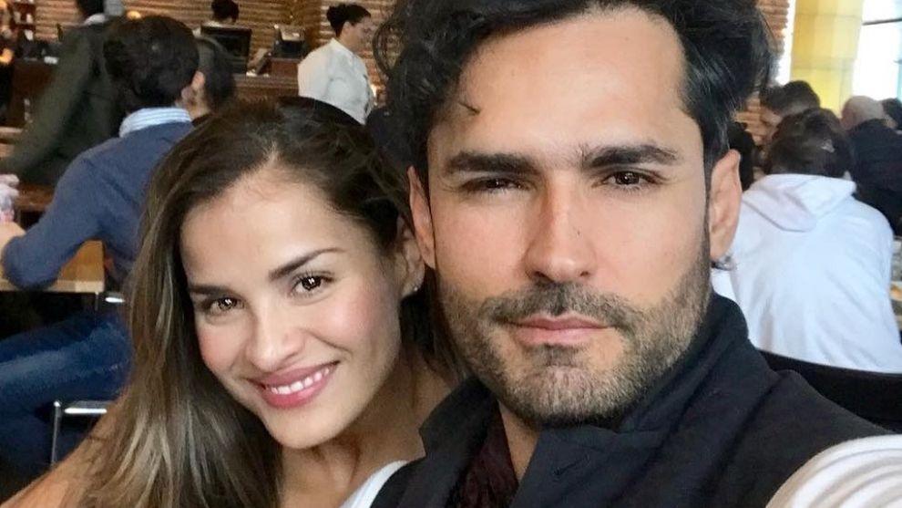 Yuly Ferreira y Fabian Rios mantienen viva su relacion