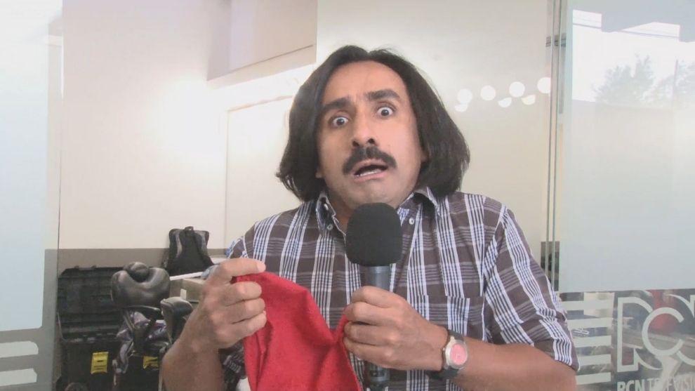 Conoce al divertido hombre que le da vida a 'Cónsul' en 'La Tienda'