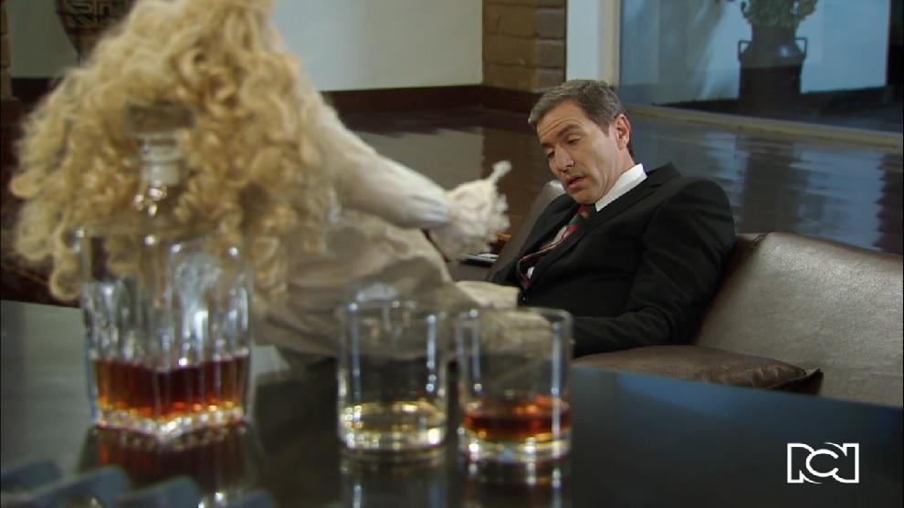 Renata envenena a Gabriel