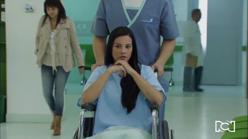 Renata sufre un accidente y pierde la memoria