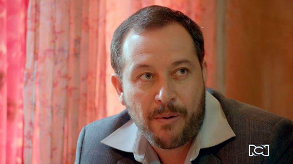 Olegario visita a Albeiro