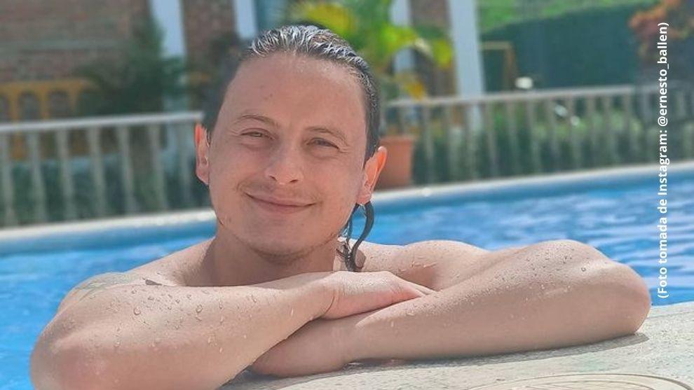 Ernesto Ballén de Lala's Spa publicó tierno video de su hijo Franco