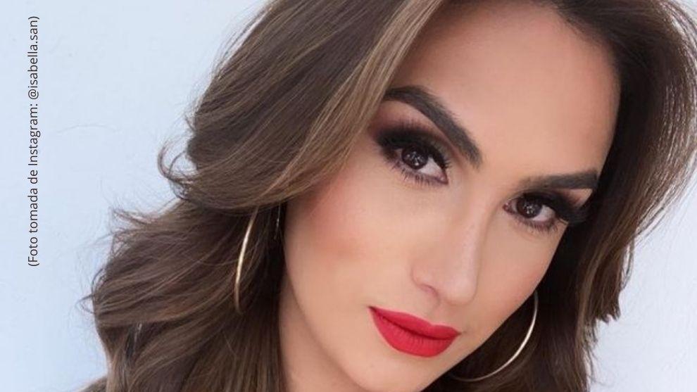 Isabella Santiago, la hermosa protagonista de Lala's Spa
