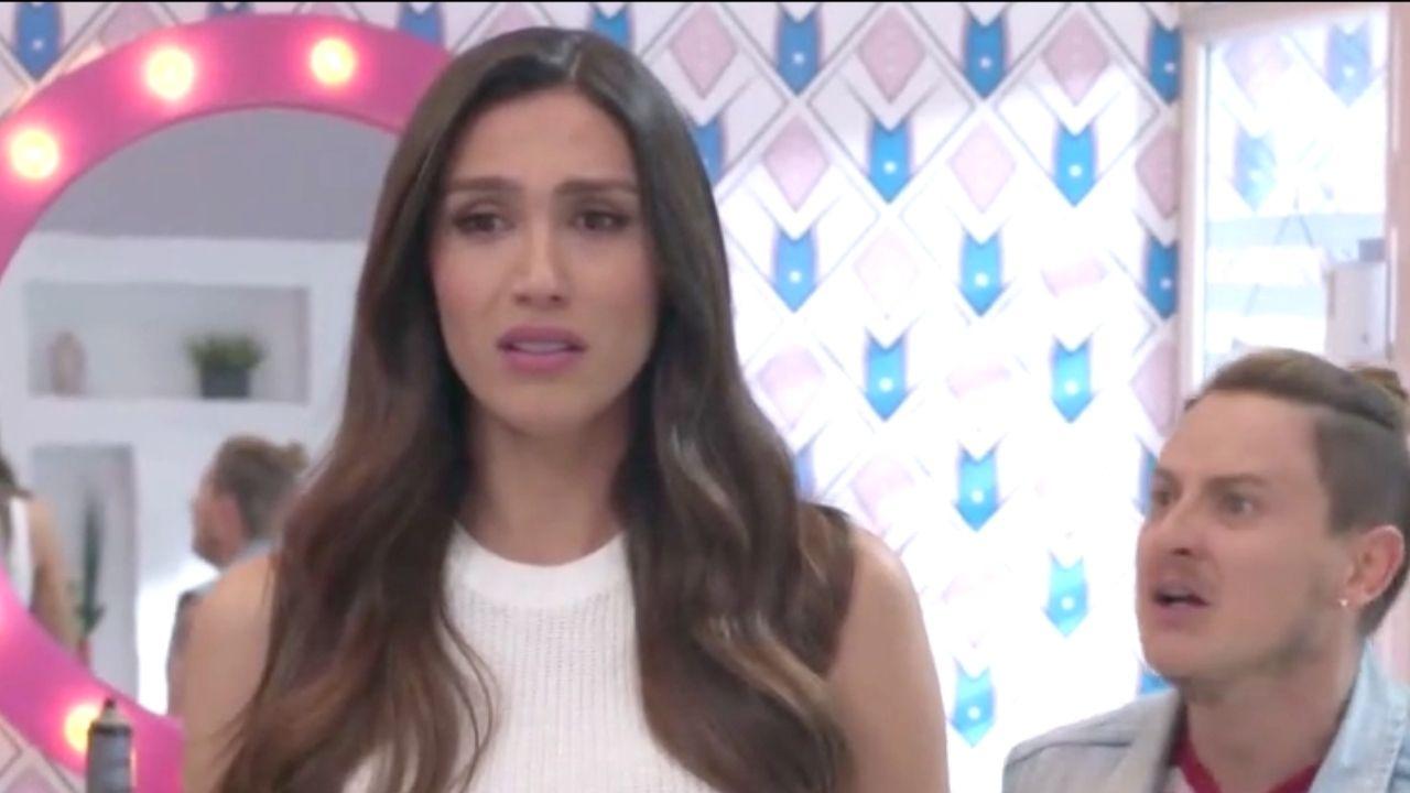 Lala se entera de que Francisco se besó con Carla