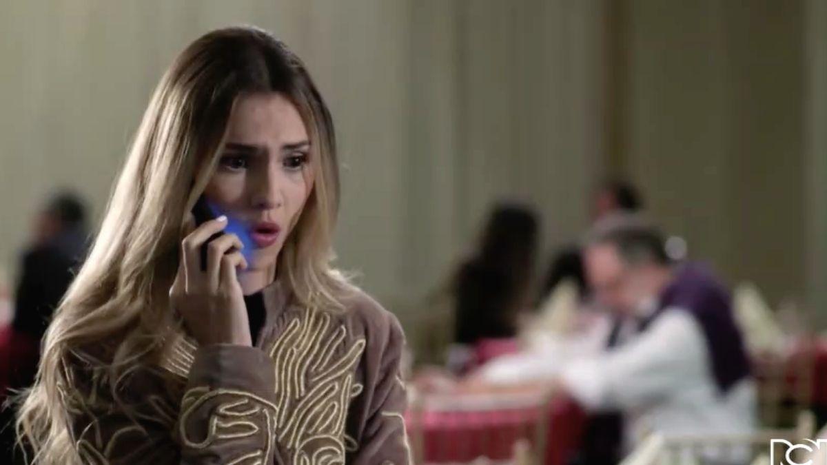Genoveva se entera de la situación por la que está pasando Francisco