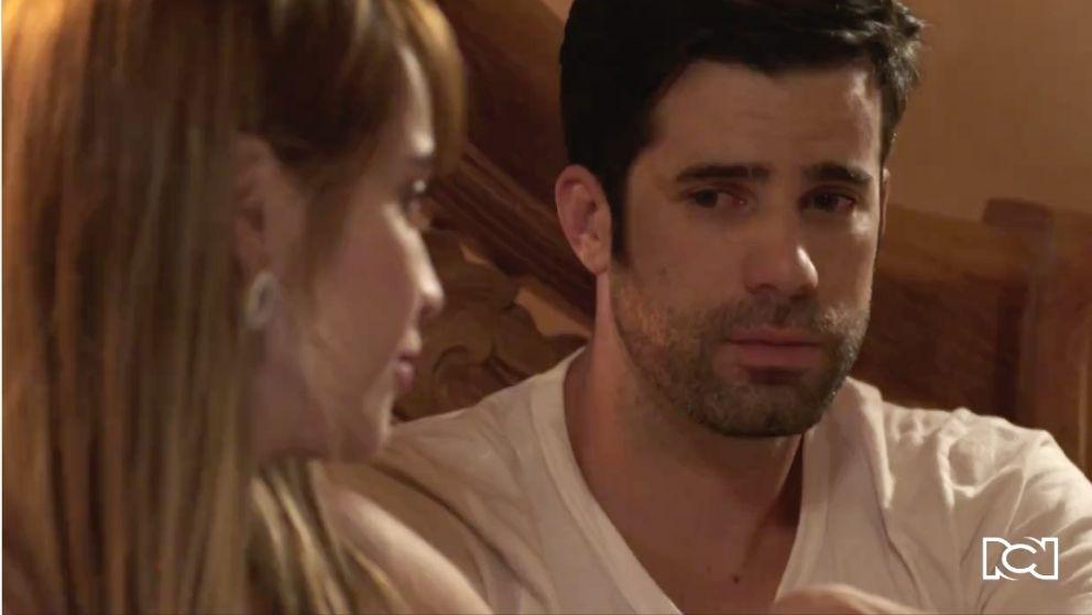 Francisco se lleva una desilusión al ver a Lala con otro hombre